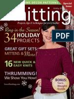 Love of Knitting Holiday 2012