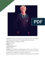 Draco Malfoy y la Sala de Menesteres - Drabbles