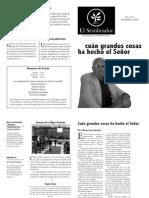 El Sembrador - Noviembre 4, 2012