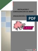 Instalación y configuración de SNORT