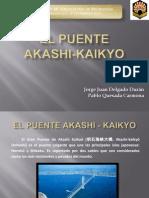 Presentación - Puente Akashi Kaikyo