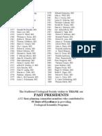 NWUSPastPresidents2009
