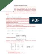 Como é o Método de Gauss