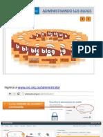 Administrando Los Blogs