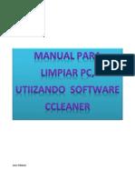 Manual Ccleaner