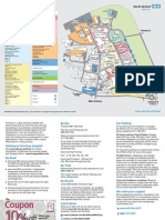 Frenchay Site Map 2012
