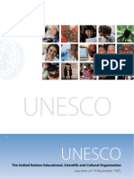 UNESCO at a Glance