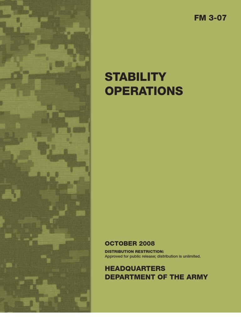 21st Century U.S. Military Manuals: Guard Duty Field Manual - FM 22-6