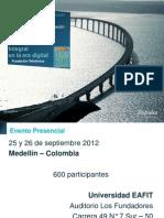 Encuentro Internacional de Educación - Agenda Académica