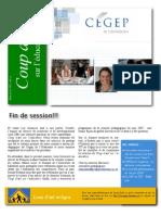 Cégep de l'Outaouais -- Coup d'oeil sur l'éducation 1(4)