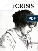 WEB Dubois Promoting Margaret Sanger in The Crisis August 1921 No. 4 Vol. 22