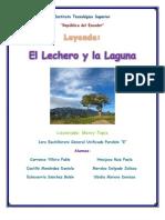 Leyenda, El Lechero y La Laguna