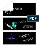 Sports Adventure Tag