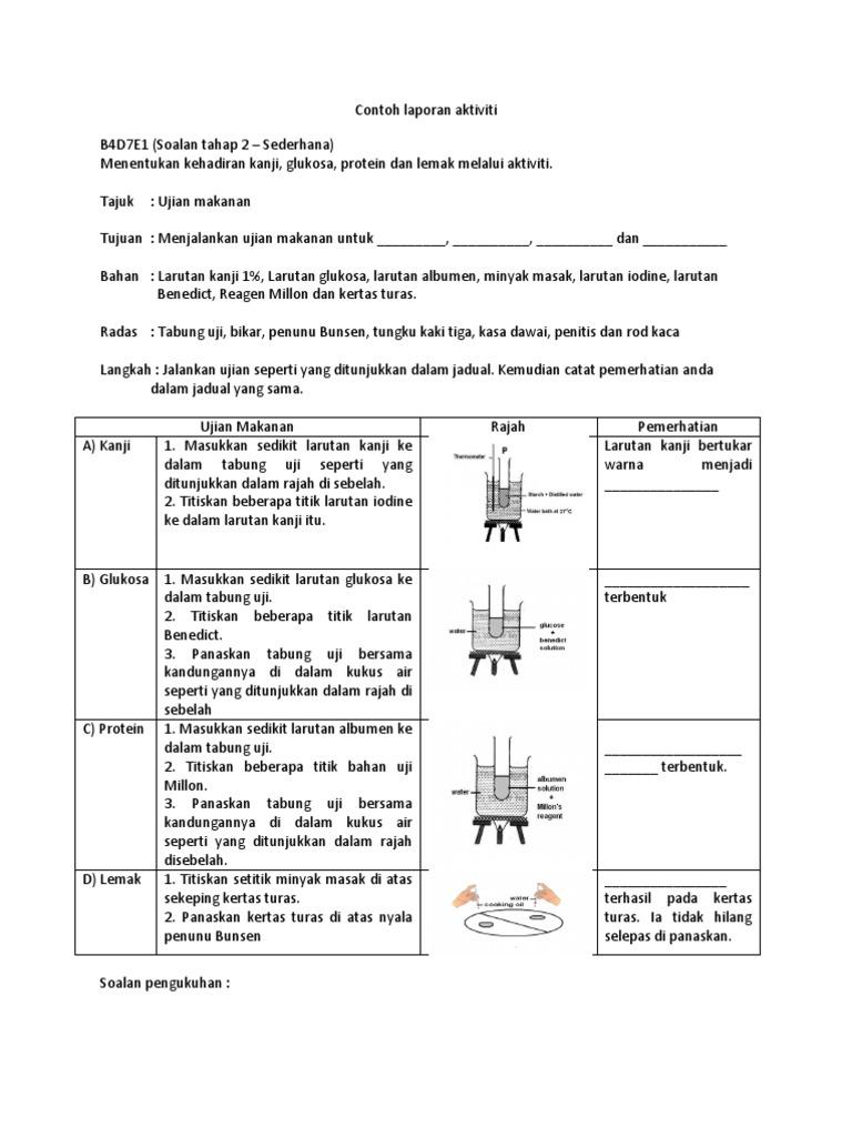 B4d7e1 Ujian Makanan Aras Sederhana