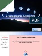 Cryptographic Algorithms