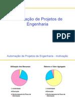 Automação de Projetos de Engenharia