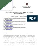 Desempeño SR de Edificios Escolares Peruanos A10-14