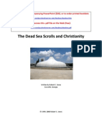 The Dead Sea Scrolls and Christianity- Robert C. Jones (2008)