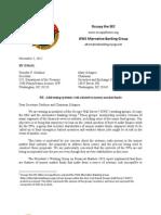 OWS Money Market Comment Letter