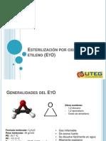 Esterilización por oxido de etileno (EtO)