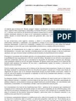 Dominio de Materiales y Sus Aplicaciones en El Mundo Antiguo