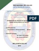 Proyecto Completo - COPEIQ 2012
