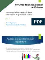 Análisis de la información registrada