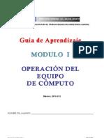 Modulo 1 Inf 2012