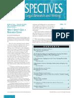 Legalresearch Exam