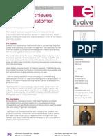 Evolve Case Study Dewhirst