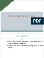 Topologías de las redes