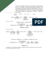 Ejercicio 9, guía Estudio Permanganimetría