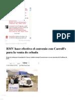 12-10-12 Sexenio Puebla -RMV Hace Efectivo El Convenio Con Carroll's Para La Venta de Cebada