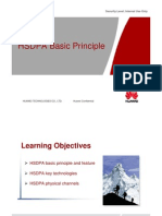 HSDPA Basic Principles