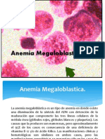 Presentacion de Anemia Megaloblastica