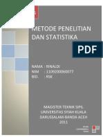 RINALDI 1109200060011(Metoda Numerik)