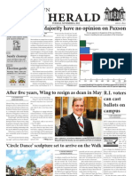 November 6, 2012 issue