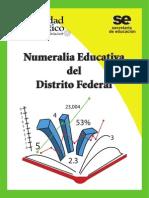 Numeralia Educativa Del Distrito Federal