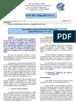 Boletín de Terapéutica. Septiembre 2009