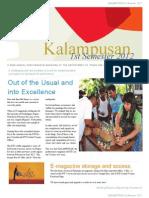 Kalampusan 2012 First Semester