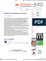 07-03-05 ENCUENTRO DE UNIVERSIDADES TECNOLÓGICAS - RazonEs de Ser