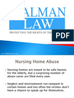 Malman Law - Nursing Home Slide Share