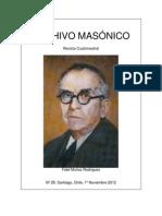 ARCHIVO MASÓNICO N°28