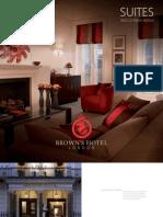 Brown's London Suites
