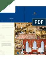 Grand Hotel Wien Broschure