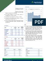 Derivatives Report 06 Nov 2012