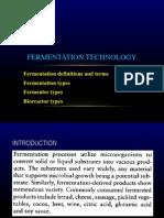 Fermentation Technology