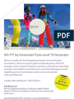 SkiFit bij Amsterdam Fysio