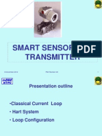 Smart TX and Hart System