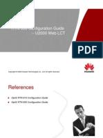 RTN 900 Configuration Guide